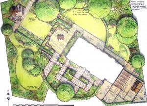 projektowanie ogrodów Toruń Włocławek Inowrocław PROJEKTY OGRODU